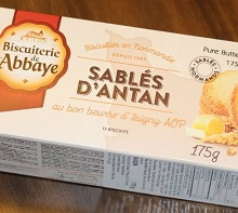 Pure Butter Sables D'Antan