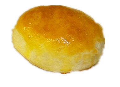 Perserved Yolk Pastry
