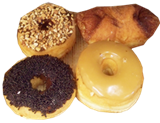Assorted Donuts (4 in a pack)