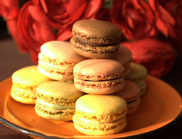 French Macaroons (6 in a pack)