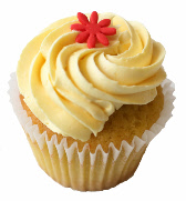Lemon Drop Cupcake