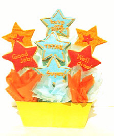 Congratulations Star Bouquet