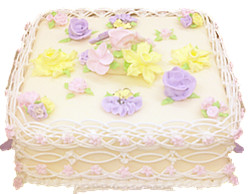 Royal Icing Specialty Cake