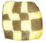 Checkerboard Cookie