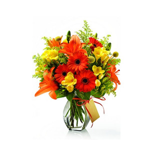 Bright & Beautiful arrangement