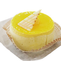 Mango mousse cake (small)